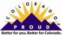 Colorado proud logo